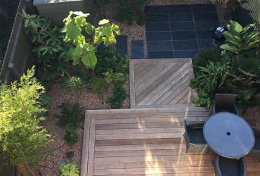 Oiled Decking